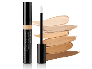 Learn how and where to apply NEW Undereye Corrector from Mary Kay.