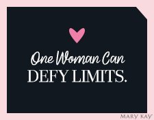 One Woman Can Defy Limits.